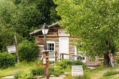 Artisans & Growers Guild cabin