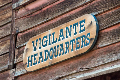 Vigilante Headquarters