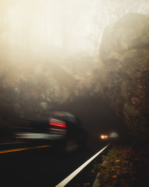Tunnel Fog