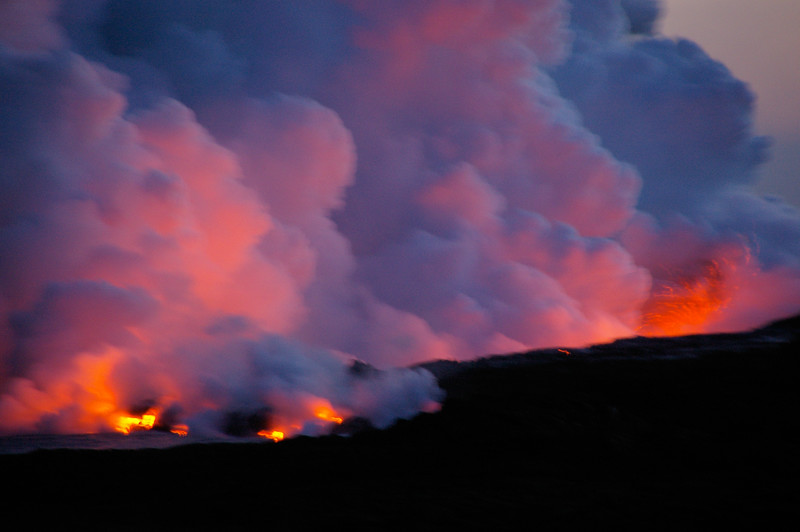 Kilauea eruption, Hawaï