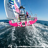 VOR'14-15 Lorient D5 Leg 9 Start : Leg 9 start, Lorient to Gothenburg, of the Volvo Ocean Race 2014-2015