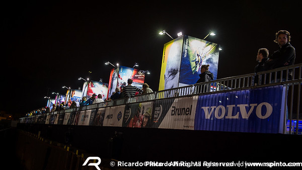 Volvo Ocean Race 2014-15 - The Hague Arrivals
