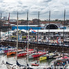 Volvo Ocean Race 2014-15 - Sailors Parade