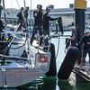 Sun Hung Kai Scallywag arrive in Lisbon, part of VOR Leg 0, preparation for the Volvo Ocean Race 2017/2018