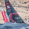 Sun Hung Kai Scallywag in Alicante, part of the Volvo Ocean Race 2017-18