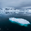 The ice beneath, Antarctic peninsula, 2015