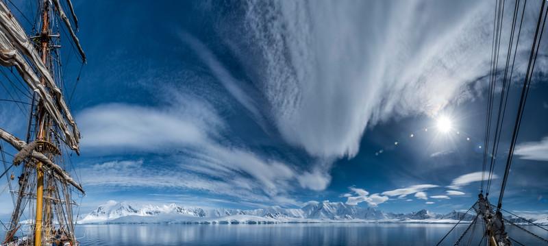 Neumayer Channel, Antarctic peninsula 2015