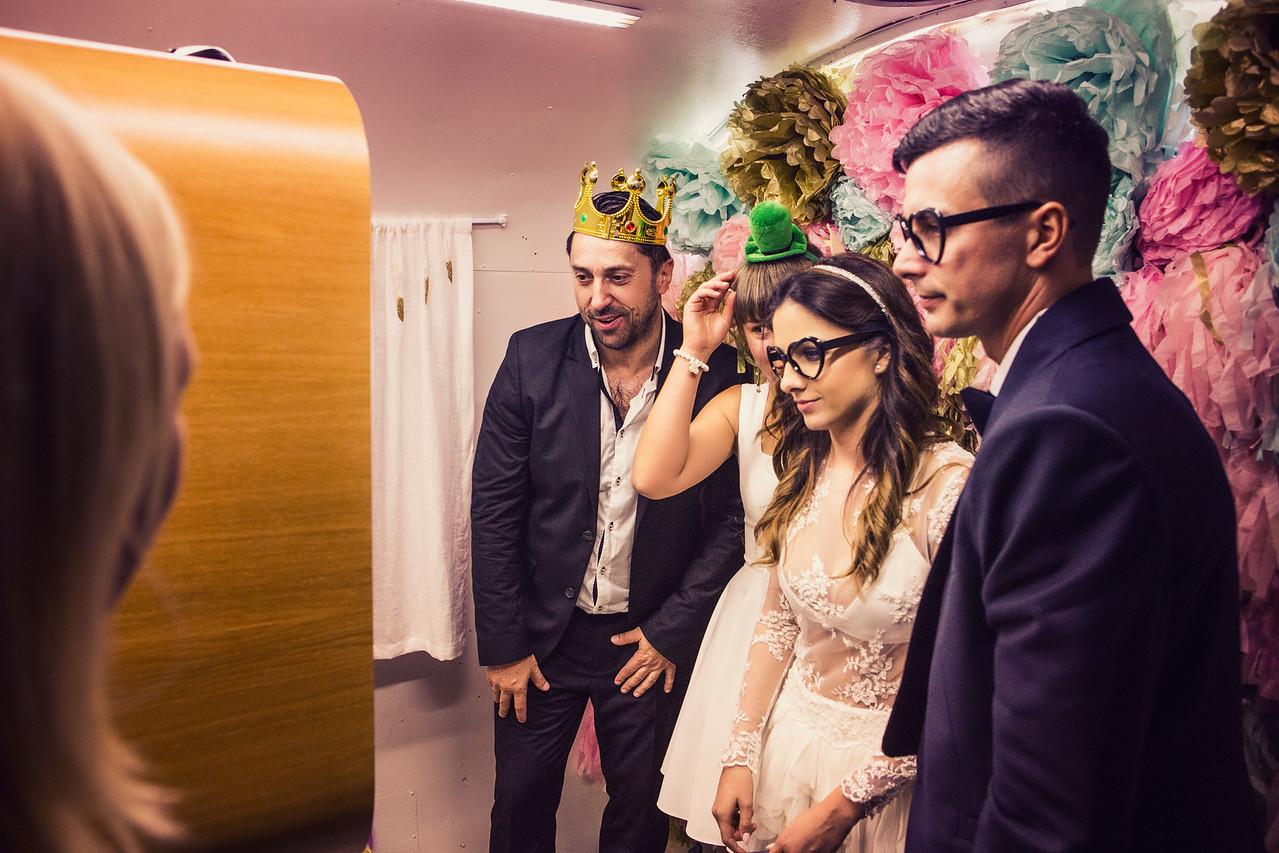 Fotobudka na weselu u Klaudii i Lukasza