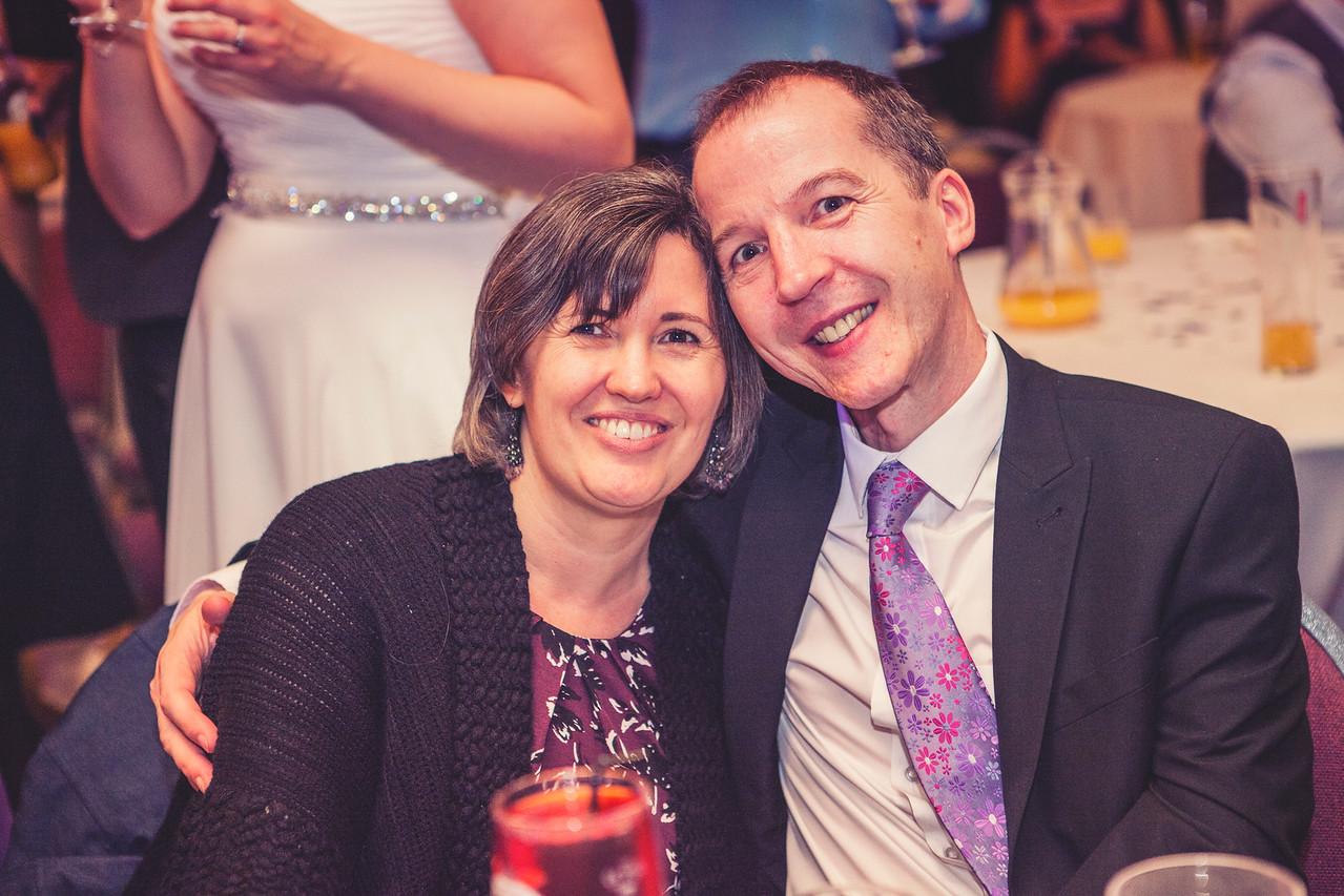 Rachel and Joel are Married!