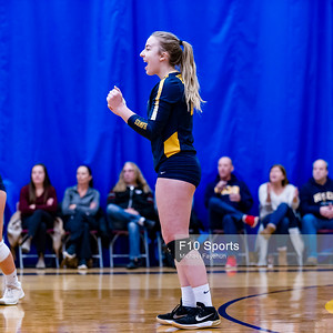 TORONTO, CANADA - Dec 30: during 2018 Humber Classic Women's Volleyball Invitational Match between 12.30 -  Humber vs Windsor at Humber Hawks Athletics Gym. Photo: Michael Fayehun/F10 Sports Photography