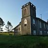 German Settlement church, on the road to Birdsall.  Nikon D5000 (July 2010).