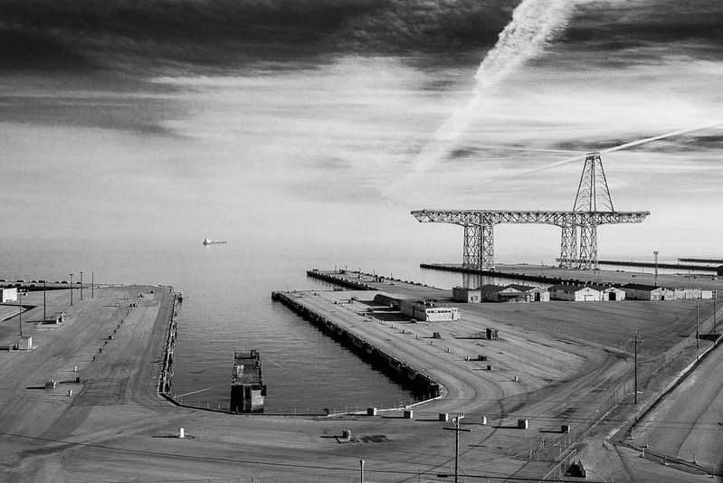 Hunter's Point Navy Shipyard