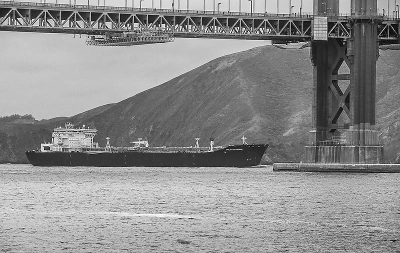 Entrance To San Francisco Bay