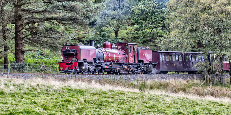 Garratt Class Locomotive