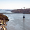 On the Poughkeepsie side of the river