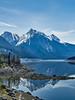 Disappearing Lake, Jasper NP