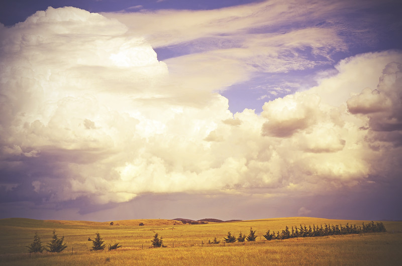 Countryside Cloudscape
