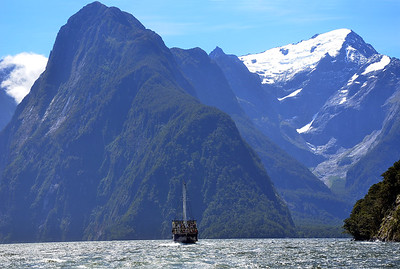 Tall Ship on the Sound