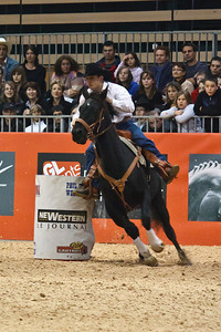 Barrel Racing (Equita 2010)