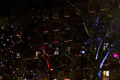 Fête des lumière 2010 - Incandescences urbaines
