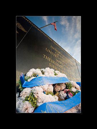 Remembrance, Iwo Jima Memorial