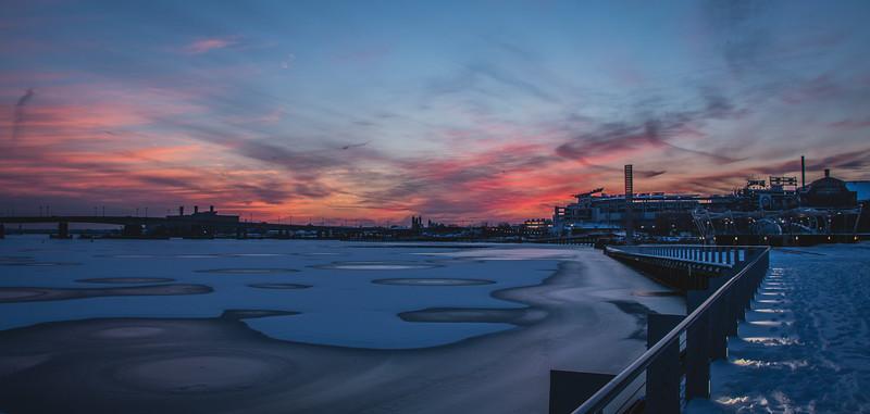 Yards Park on Ice