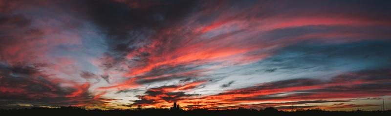 Sunset Insanity