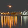 Navy Yard at Night