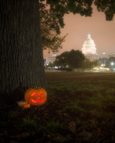 A Scare on the Hill