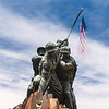 """Ghosts of Iwo Jima"" - Marine Corps Memorial, Washington, D.C.   Recommended Print sizes*:  4x6  