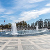 Wideangle World War II Memorial Panoramic