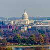 US Capitol & Tidal Basin