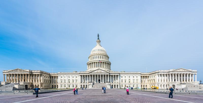 Capitol Panoramic