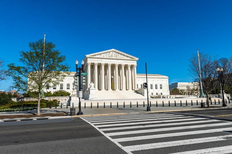 Crosswalk to the Supreme Court