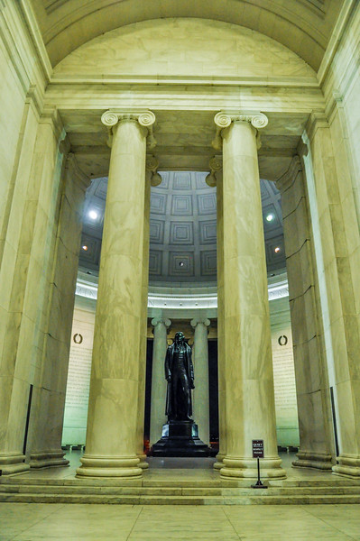 Jefferson in His Memorial