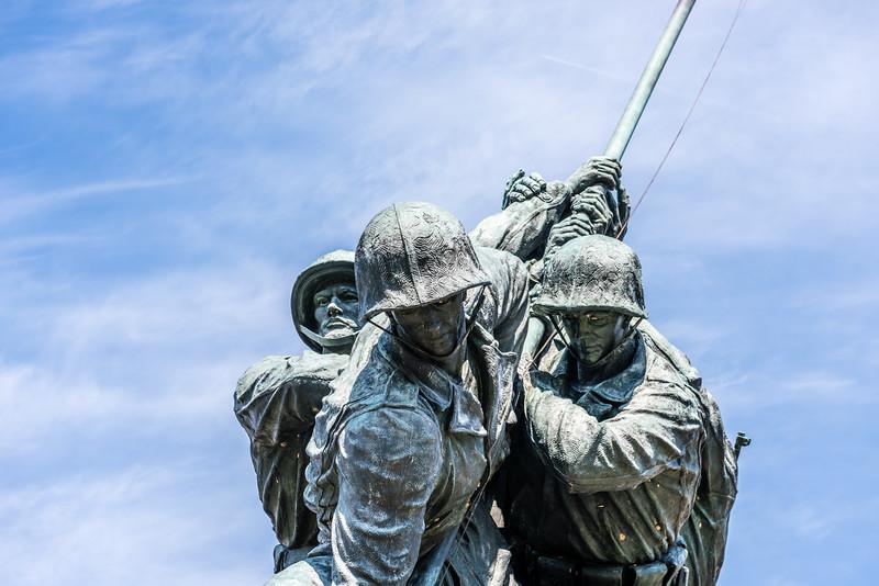 Determined Marines