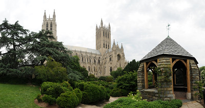 Bishops Garden, National Cathedral