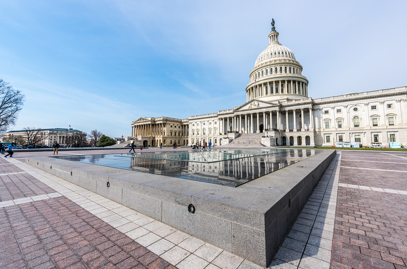 Skylight Angles & the US Capitol Building