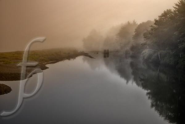 Misty Waters