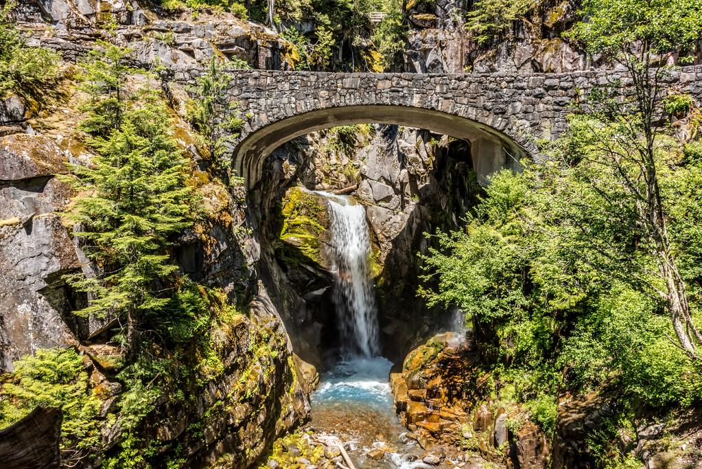 Falls & Stone Bridge
