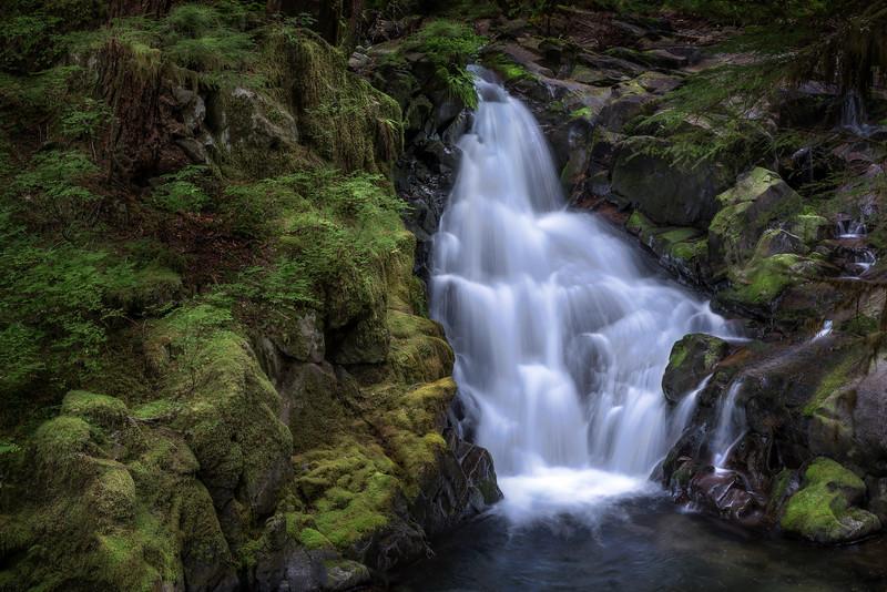 Falls Near Sol Duc