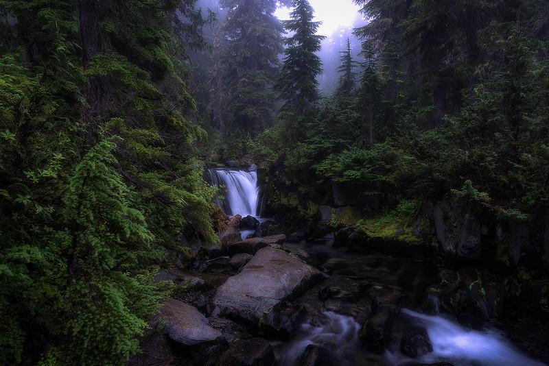 Falls Below Paradise