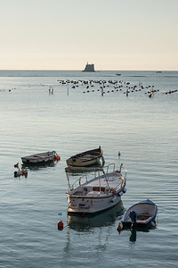 Boats - Portovenere, La Spezia, Italy - August 30, 2015