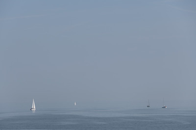 Sailing Boats - Rostock, Germany - August 13, 2021