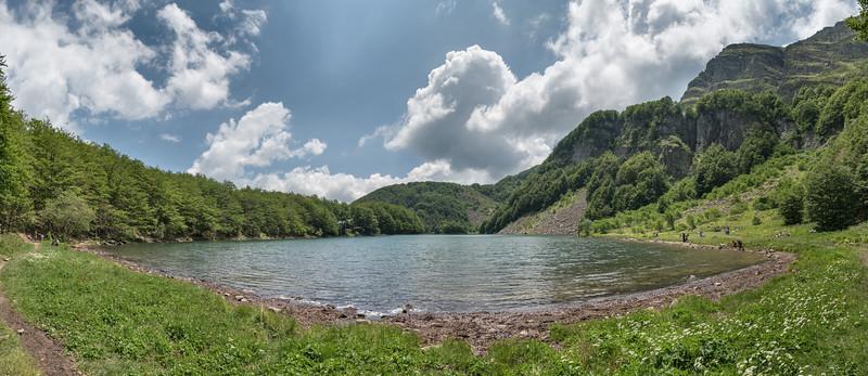 Lago Santo Modenese - Pievepelago, Modena, Italy - June 3, 2017