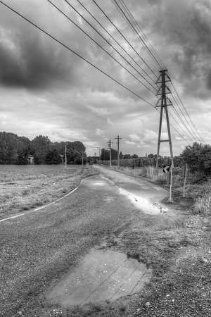 After the Rain - Modena, Italy - May 27, 2015
