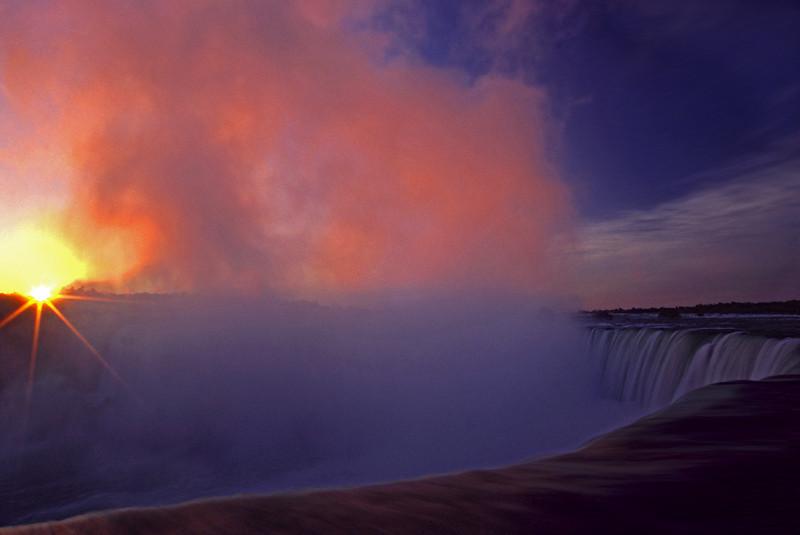 Sunrise Falls 2