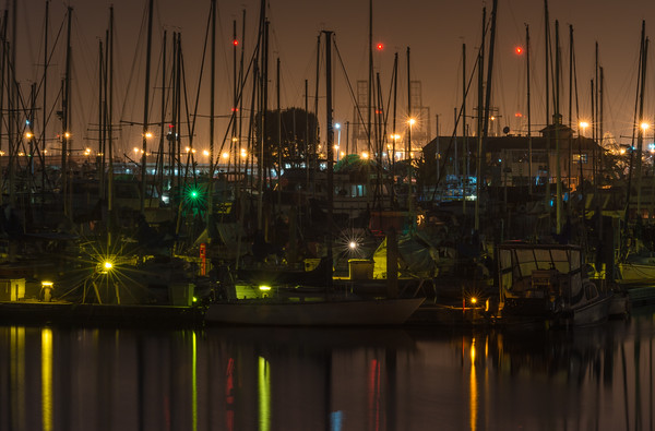 Emeryville Marina, CA