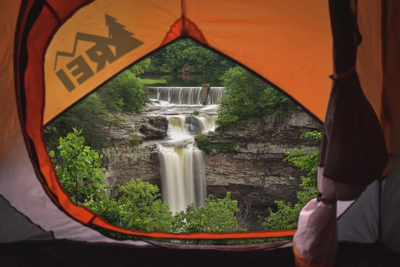 """""""Camping At Desoto"""""""