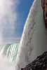 Behind Niagra Falls